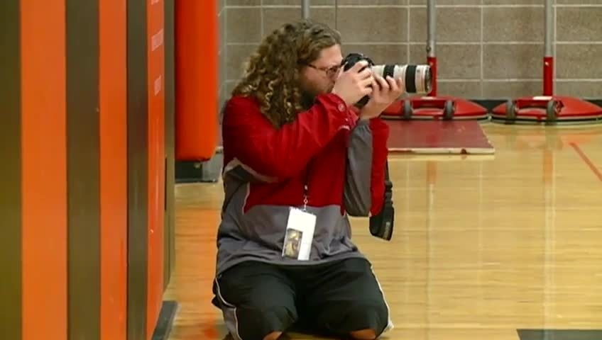 Local sports photographer logs miles, smiles across the area
