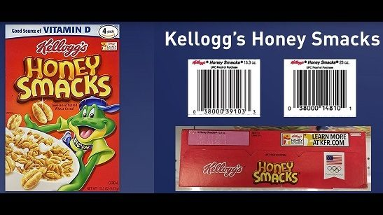 Salmonella outbreak leads to recall of Kellogg's Honey Smacks cereal