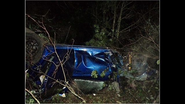 Alcohol believed to be factor in Jackson County crash