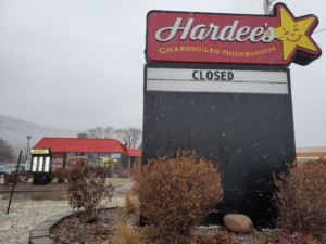 State Rd. Hardee's