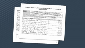 Petition Document