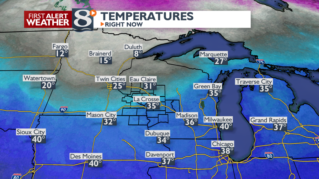 Tri State Temps To Dma