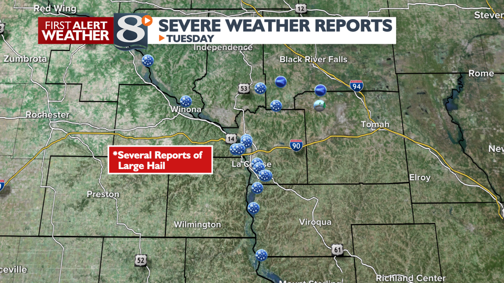 Storm Reports Fly Bill